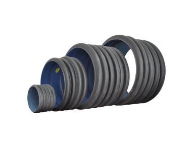 HDPE钢带增强波纹管厂家直销