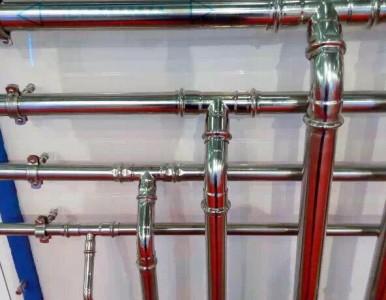 配套家装酒店学校长沙工程304不锈钢给水管DN20~25供应