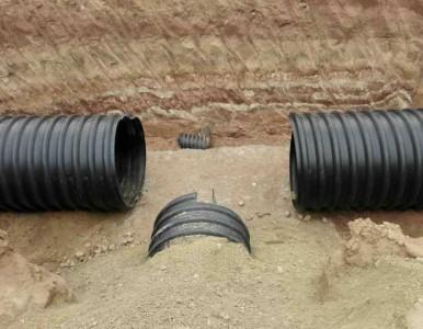 新乡1500聚乙烯排水波纹管