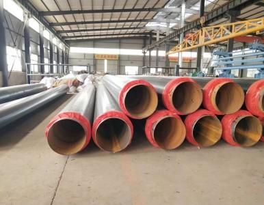 聚氨酯发泡螺旋钢管保温管道 沧州市管都