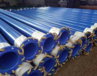 甘肃防腐钢管厂家报价,3pe防腐钢管螺旋管厂家,沧州市
