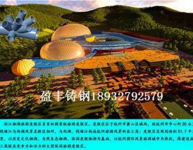 河北大型铸钢件生产基地
