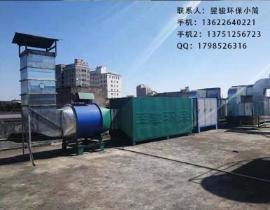 4S店喷漆房废气处理方案设计VOCS废气环保设备