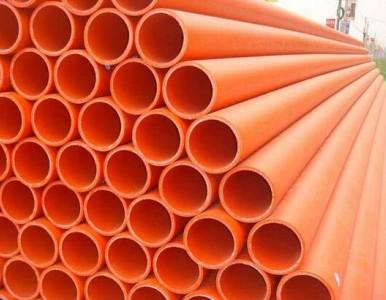 玉龙管业MPP电力电缆护套管材