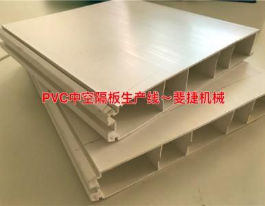 供应新款PVC隔墙板、护墙板、扣板设备生产线