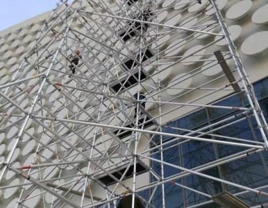 广州市艺达机械有限公司专业的高空作业脚手架供应商