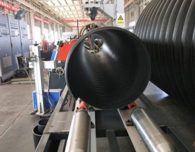 300钢带波纹管多少钱一米?洛阳钢带波纹管