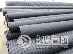 湖南HDPE钢带管首选创耐施生产优质好钢带品质有保证
