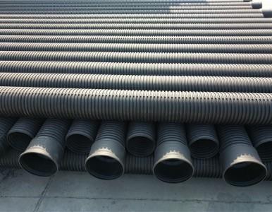 广元HDPE双壁波纹管报价