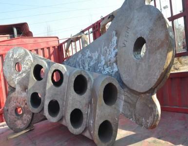 铸钢件铸钢节点全流程加工提供模具图纸深化