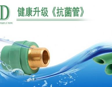 中国管道十大品牌 ppr水管上线品牌大厂家