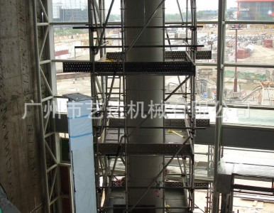 圆柱、方墩施工搭建铝合金回型架 装拆方便快捷效率高