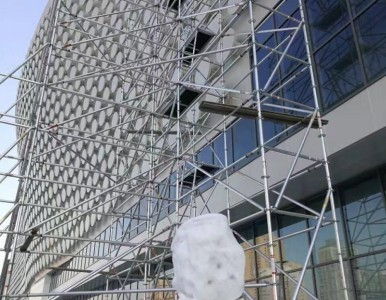 厂家直销高空检修架 装拆快速 使用方便