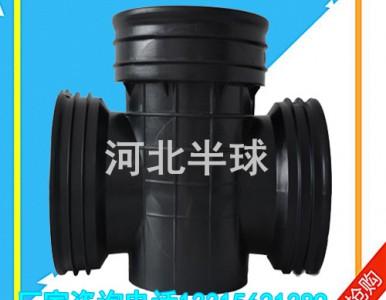 直通井座井窨 雨污分流直通井座 塑料成品检查井直通井