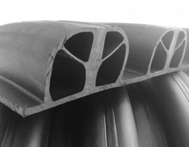 湖南临湘HDPE多肋管增强缠绕管多肋管市政工程专用排污管好