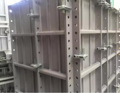 广州供应销钉铝模板夹扣