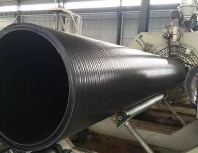 HDPE中空壁缠绕管生产设备