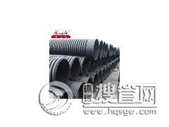 HDPE双壁波纹管排水管排污管供应