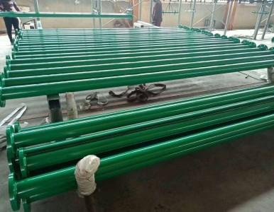 买质量好防腐钢管道管都 环氧粉末给水防腐钢管厂家