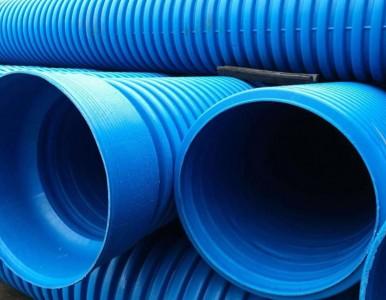 上海PVC-M高抗冲波纹管 增强双壁波纹管生产厂家