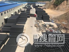 湖南常德HDPE双壁波纹管管道安装施工技术