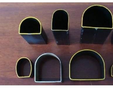 D型异型管