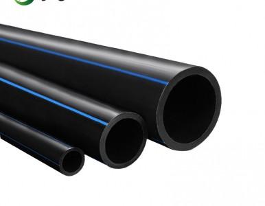 HDPE给水管1.6MPa110批发厂家直销聚乙烯给水管