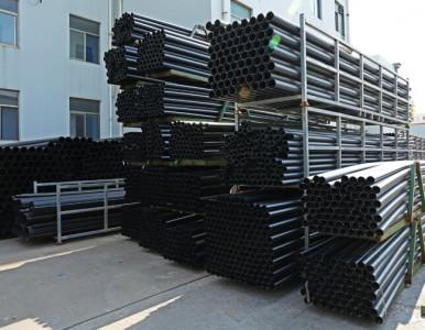 圣大管业厂家供应HDPE给水管园林绿化厂家直销包头昆都仑区