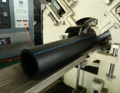 厂家直销包头青山区圣大管业厂家供应高分子聚乙烯管