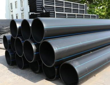 厂家供应HDPE给水管DN280圣大管业直销包头石拐区