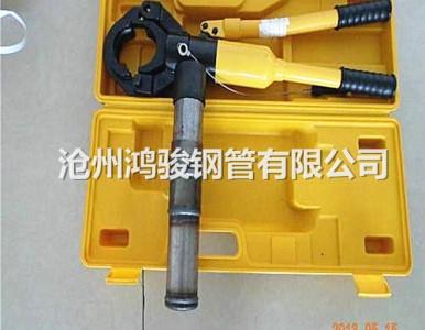 供应南京50*0.8钳压式声测管 57*2螺旋式声测管厂