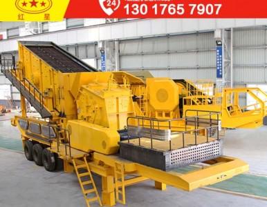 配置一部建筑工地垃圾粉碎机,每小时50-150吨的设备多