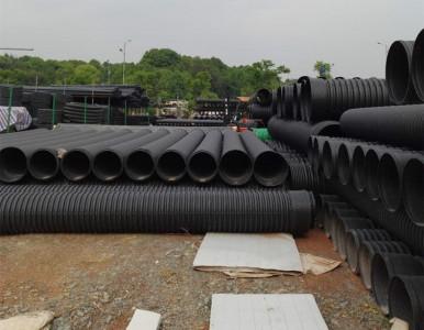 湖南HDPE双壁波纹管厂家直接销售价格划算的很