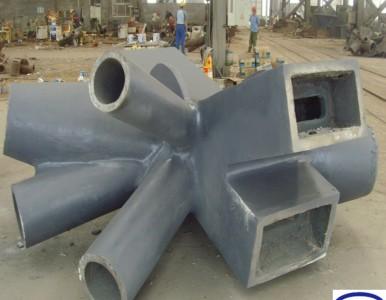 重庆铸造厂家定制优质铸钢节点