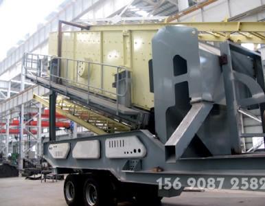 渣土粉碎机配置方案灵活生产产量高,石子厂体验爆表MW