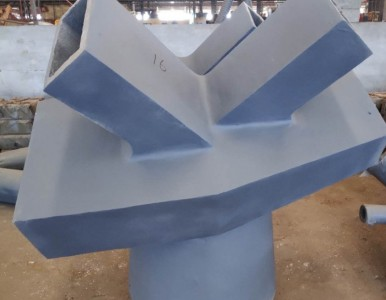 绵阳 特大桥索鞍索夹 科技 索夹索鞍 铸钢节点 特大铸钢