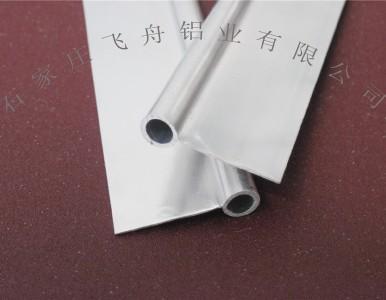制作翅片铝管