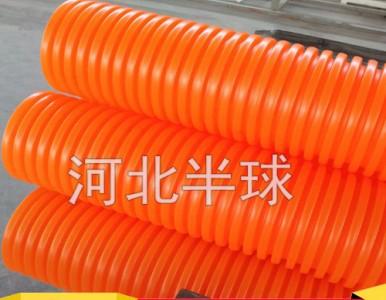 通讯地埋MPP波纹管 高压埋地MPP(单双壁)波纹管