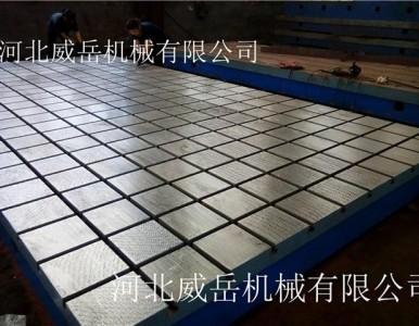 汗水滴在铸铁装配平台上会不会导致出现锈迹斑斑的情况呢