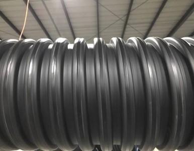 湖南长沙HDPE内肋管增强缠绕管多肋管厂家经营方式