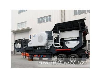 识货的石料厂都用移动式碎石机械设备