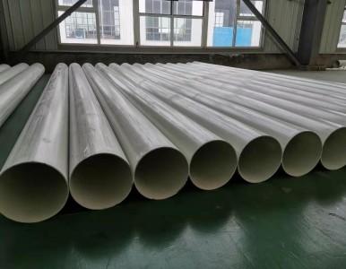 山东轩驰玻璃钢纤维拉挤缠绕管厂家玻璃钢管价格