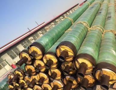 山西聚氨酯保温钢管生产厂家