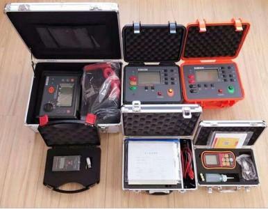 乙级防雷检测设备
