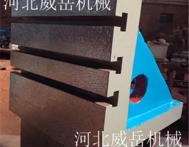 备受好评的铸铁弯板防锈方法及使用注意事项
