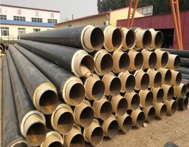 螺旋焊管保温埋地供暖管道厂家-沧州市海威钢管