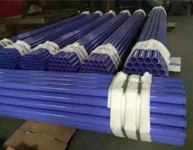 单层环氧粉末螺旋焊管饮水管道报价-沧州市管都管道
