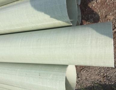山东纤维编绕拉挤电缆保护管厂家直销 价格美丽