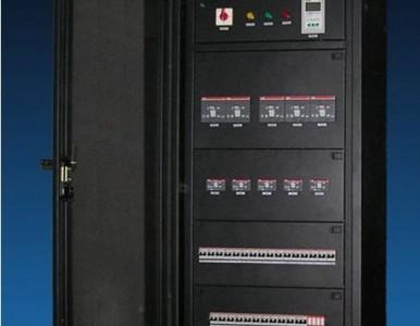 强电列头柜