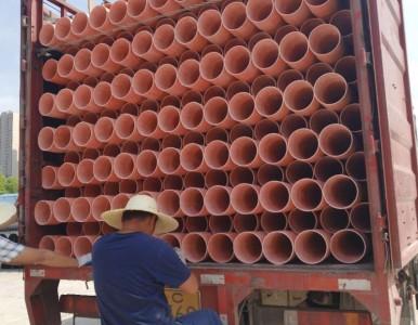 湖南玻璃钢电力管埋地穿线管在安装前检查哪些项目